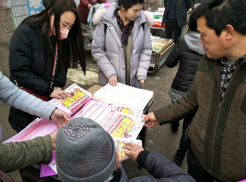 河北省临漳县就业不出县 解决万人就业难题